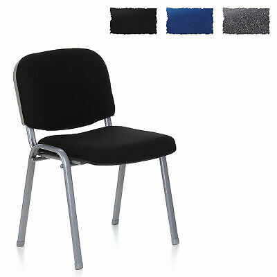 Conference Chair XT 600 Silver Frame Visitor Chair Waiting Room hjh OFFICE