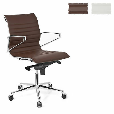 Office Chair / Executive Chair PARIBA Leather hjh OFFICE