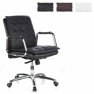 Office Chair / Executive Chair VILLA 10  Napa Leather hjh OFFICE