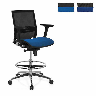 Work Chair / Counter Stool TOP WORK 78 hjh OFFICE