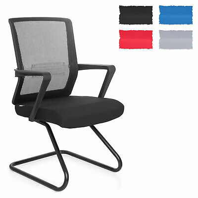 Conference Chair / Cantilever Chair CARLTON V Fabric (2 Per Package) hjh OFFICE