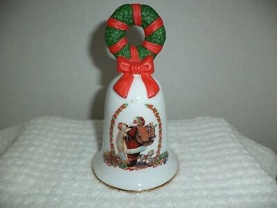 Weeath Porcelain Bell