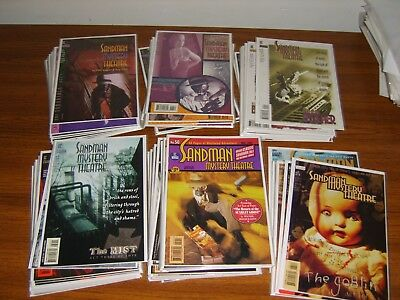 Sandman: Mystery Theatre #1 -70 Set (1993) (Dc/vertigo) 70 Issues