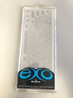 EXO ProTouch Clear 2008-2012 Apple MacBook Pro Keyboard Cover