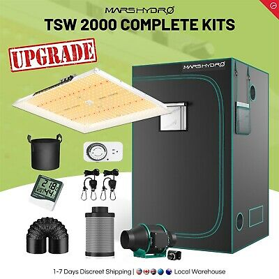 Mars Hydro Reflector 240W 480W 720W 960W Led Grow Light Full Spectrum Veg Flower
