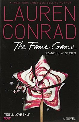 The Fame Game New Paperback Book Lauren Conrad