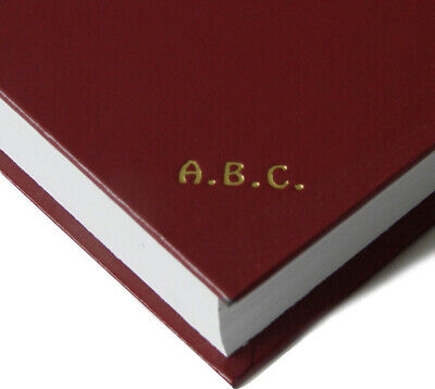 BIBLE King James NRSV Personalised with your initials on front cover