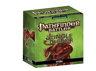 Pathfinder Battles Jungle of Despair Hydra Incentive Figure