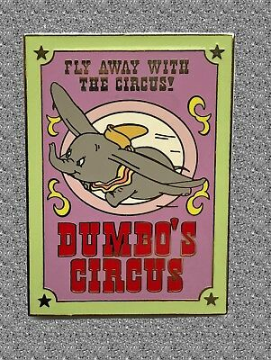 Business Ad Dumbo Pin - DISNEY AUCTIONS LE 100