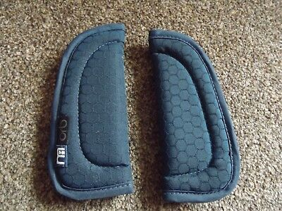 MOTHERCARE ORB  Pram Pushchair Padded Harness Chest Shoulder Pads Teal