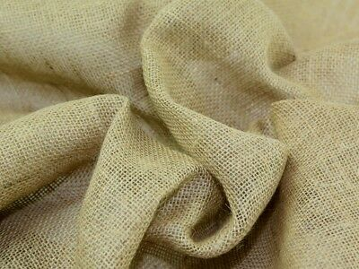 10oz Jute Hessian Rough Sacking Fabric (ES006HES4-M)