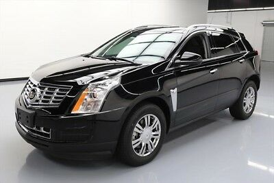 Cadillac SRX Luxury Collection Texas Direct Auto 2014 Luxury Collection Used 3.6L V6 24V Automatic FWD SUV Bose