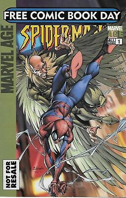 Marvel Age: Spider-Man Free Comic Book Day Special 2004