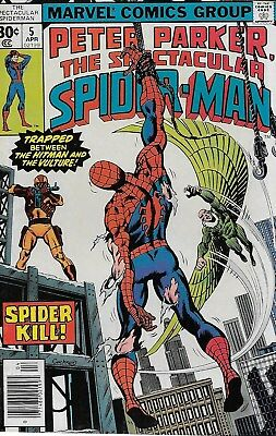 Peter Parker, The Spectacular Spider-Man No.5 / 1977 Archie Goodwin Sal Buscema