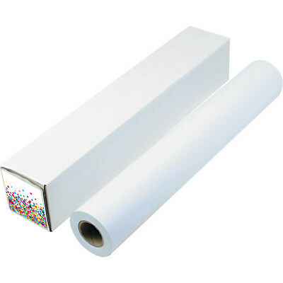 "Wide Format Poly Pro Paper 24"" x 100' Photo Matte Inkjet Roll QM-DSWRPP-P24"