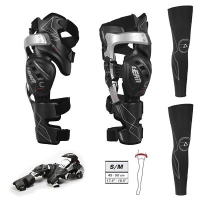 Leatt Knieorthese C-Frame Carbon MX DH Knieprotektion Knee Orthese S-M