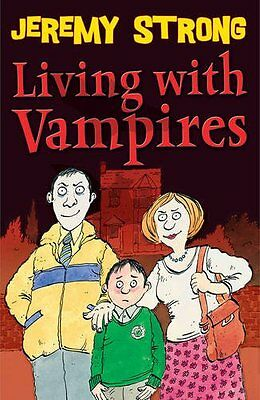 Living with Vampires New Paperback Book Jeremy Strong