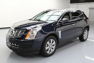 Cadillac SRX Luxury Collection Texas Direct Auto 2015 Luxury Collection Used 3.6L V6 24V Automatic AWD SUV Bose