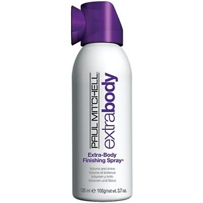 Paul Mitchell extra body finishing spray 3.7 oz  (dented)
