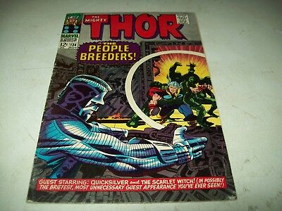 The Mighty Thor 134 1st Appearance High Evolutionary