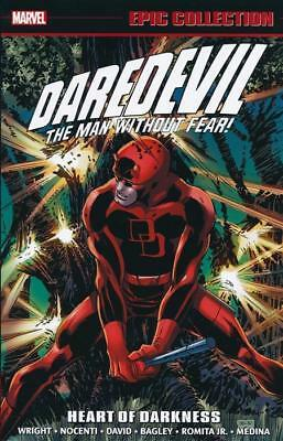 DAREDEVIL: HEART OF DARKNESS TPB Marvel Epic Collection vol #14 Romita Jr.TP