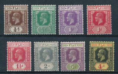 [50435] Fiji good lot MH Very Fine old stamps