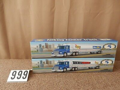 Sunoco Talking Tractor Trailer (2 Pieces Unopened) # 999
