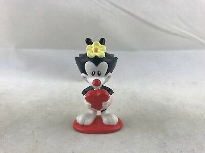 Vintage Animaniacs Dot Warner 1997 Pvc Valentine Heart Warner Bros Elmers