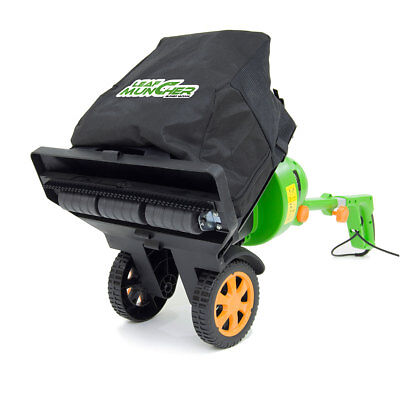 Ex Demo BMC 3in1 3000w Leaf Muncher Blower Vacuum Shredder