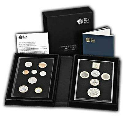 The 2018 United Kingdom Collectors Proof Coin Set