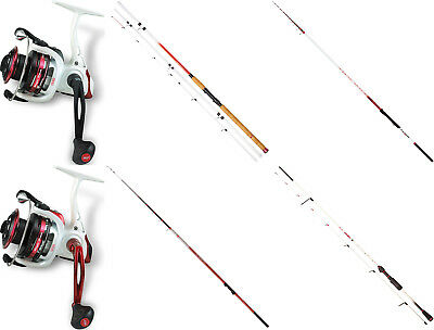 Quantum Magic Trout Pulseye Bottom Superstar Bloody Sword Rolle Rute Forelle NEU
