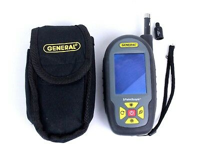 General Tools Palm Scope Video Inspection System Waterproof LCD