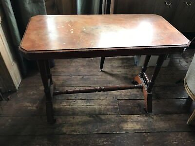 Antique Hall Table Console