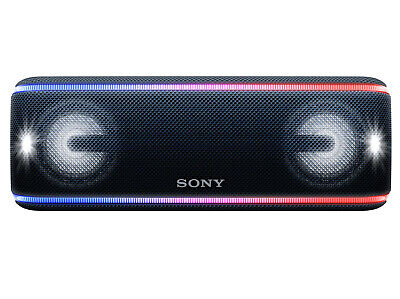 Sony SRS-XB41/B Portable Bluetooth Speaker (Black)