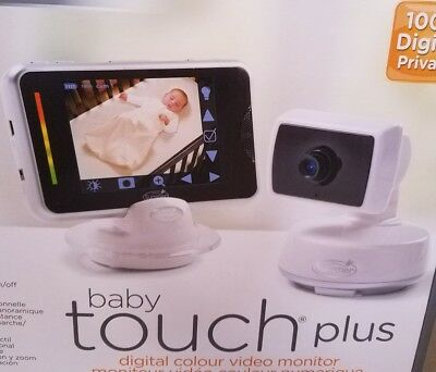 NEW!! Summer Infant Baby Touch Plus MONITOR 1 Cameras # 28620