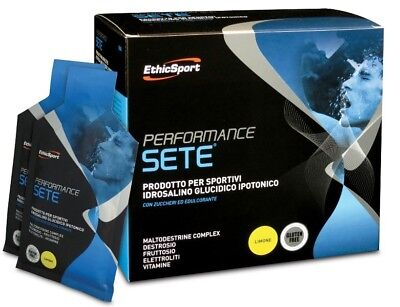 ETHIC SPORT-scad. 30/11/19-PERFORMANCE SETE® LIMONE 14 BUSTE 22 GR