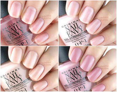 OPI NAIL POLISH Nail Envy Strengther + Color - You choose which ...