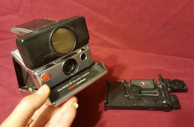 POLAROID SX-70 LAND CAMERA SONAR ONE STEP made in Japan