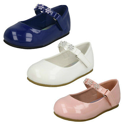 WHOLESALE Girls Ballerinas / Sizes 4-10 / 16 Pairs / HW2487