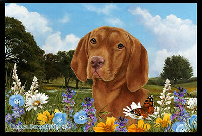 Indoor/Outdoor Summer Floor Mat - Vizsla (TB) 39052
