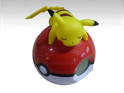 Pokemon Pikachu Radio Wecker rot (W18-CD1045)