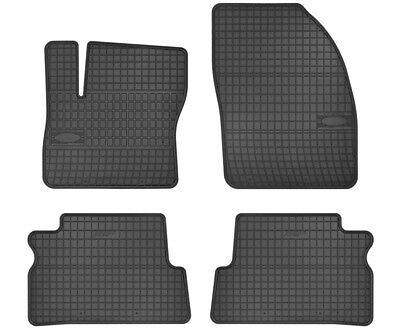 TAPPETI TAPPETINI IN GOMMA FORD C-Max 2003-2010*