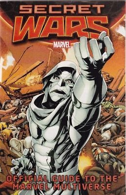 Secret Wars Official Guide To The Marvel Multiverse  (NM)`15