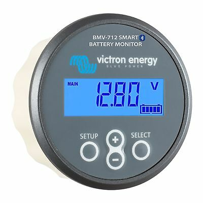 Victron Energy BMV-712 High Precision Digital Battery Monitor Kit w/BLUETOOTH