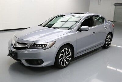Acura ILX 4dr Sedan w/Premium and A-SPEC Package Texas Direct Auto 2016 4dr Sedan w/Premium and A-SPEC Package Used 2.4L I4 16V