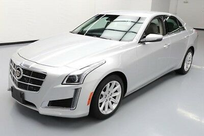 Cadillac CTS 2.0T Luxury Collection Texas Direct Auto 2014 2.0T Luxury Collection Used Turbo 2L I4 16V Automatic RWD