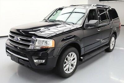 Ford Expedition Limited Texas Direct Auto 2017 Limited Used Turbo 3.5L V6 24V Automatic 4X2 SUV