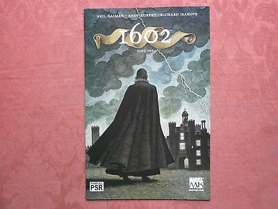 Marvel - 1602 - Part One