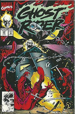 Ghost Rider #22 (2Nd Series)  (Marvel)  1990