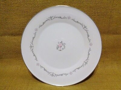 "Signature Collection ""Petite Bouquet"" Set of 4 10 1/2"" Dinner Plates"